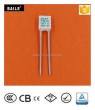 BAILE P series Thermal cutoff fuse 20a 250v with TUV