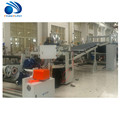 PP / PE high output corrugated plastic sheet making machine