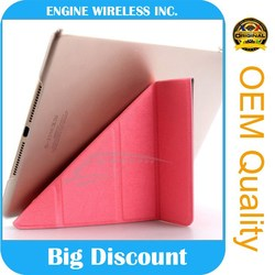 Manufacturer Wholesale Flip Cover minion case for ipad 2 3 4