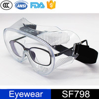 safety goggles en166/safety goggles anti fog/safety goggles with price