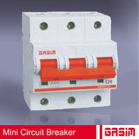 high breaking capacity dx mini circuit breaker