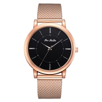 Women's watches Brand Luxury Fashion Ladies Dress Watch Mesh With Quartz Analog Wrist Wristwatch Top Brand Relogio Feminino