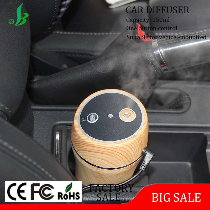 soothing diffuser aroma oil diffuser for car