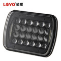 China Wholesale Auto Accessories Hi/Low beam 72W 5x7 inch led headlight for Jeep Cherokee
