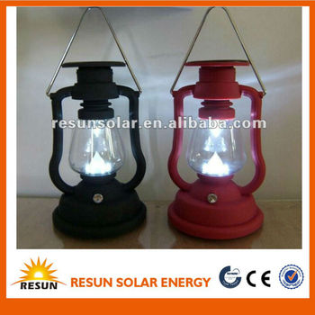 AC charger 7LED rechargeable Solar lamp