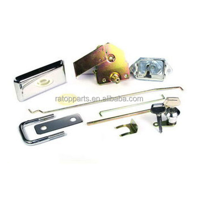 High quality PC200-5 Excavator cab door lock