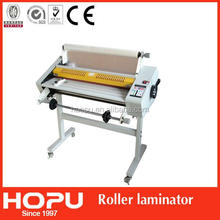 New type 1.6m wide format hot&cold laminator laminating machine