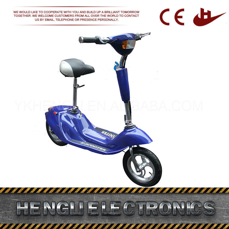 Portable Light Weight Cheap Kids Electric Scooter