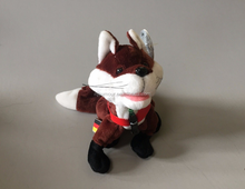 Cola Audited Factory COLA plush FOX International Collection GERMANY stuffed collectible toy