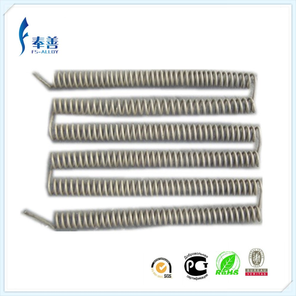 Resistance Cr15ni60 Electric Nichrome Wire Heating Coil Wire Mesh ...