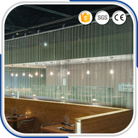 Shopping Malls Aluminum Curtain