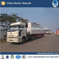 tri-axle refrigerated beer semi trailer