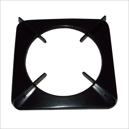 enamel cast iron pan support