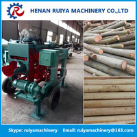 ring die log debarking machine/wood log debarker /wood skin remover for sale