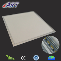 Integrated led the lamp, panel light, combine the RGB and CCT 2x2 led drop ceiling light panels