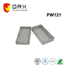 Plastic waterproof junction box Plastic outdoor clear hinged lid waterproof box plastic distribution box