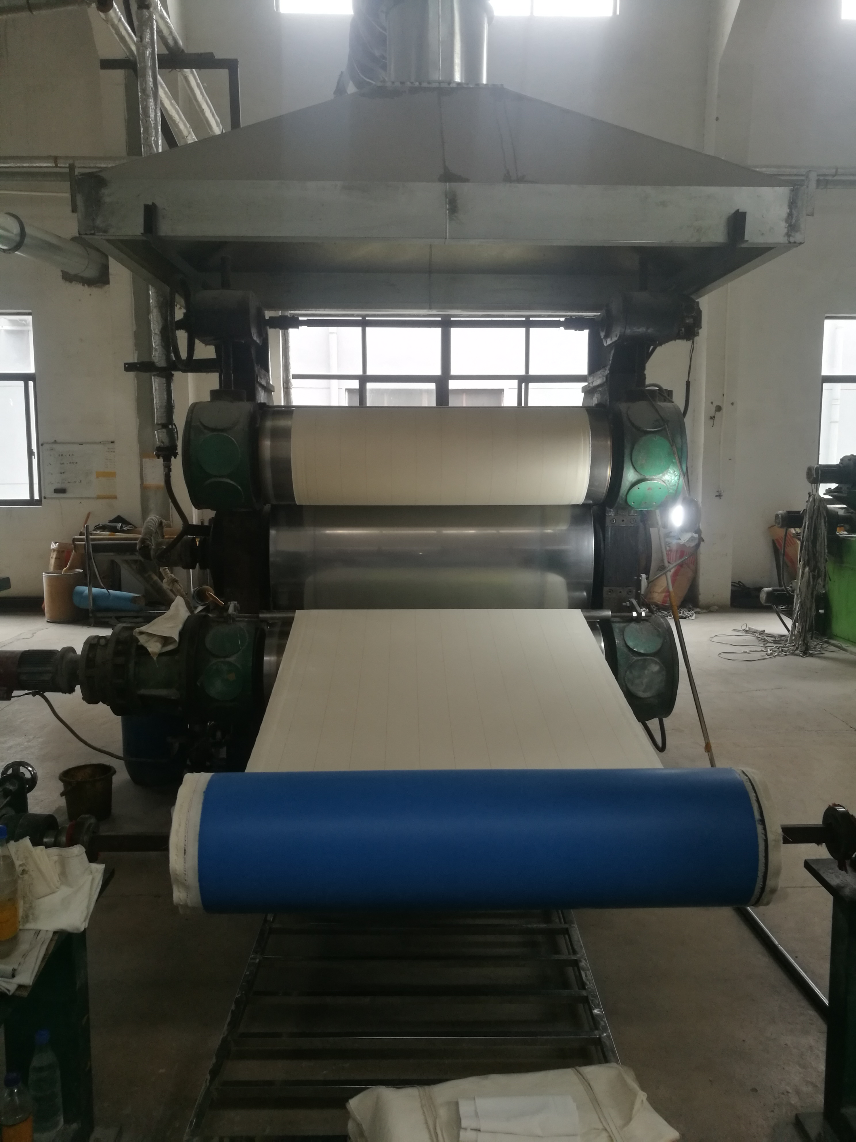 rubber printing blanket