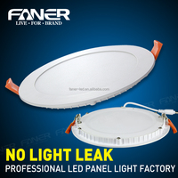 BIS approved round led light panel battery powered led ceiling panel light for kitchen