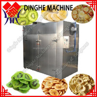 Best selling banana slices drying machine