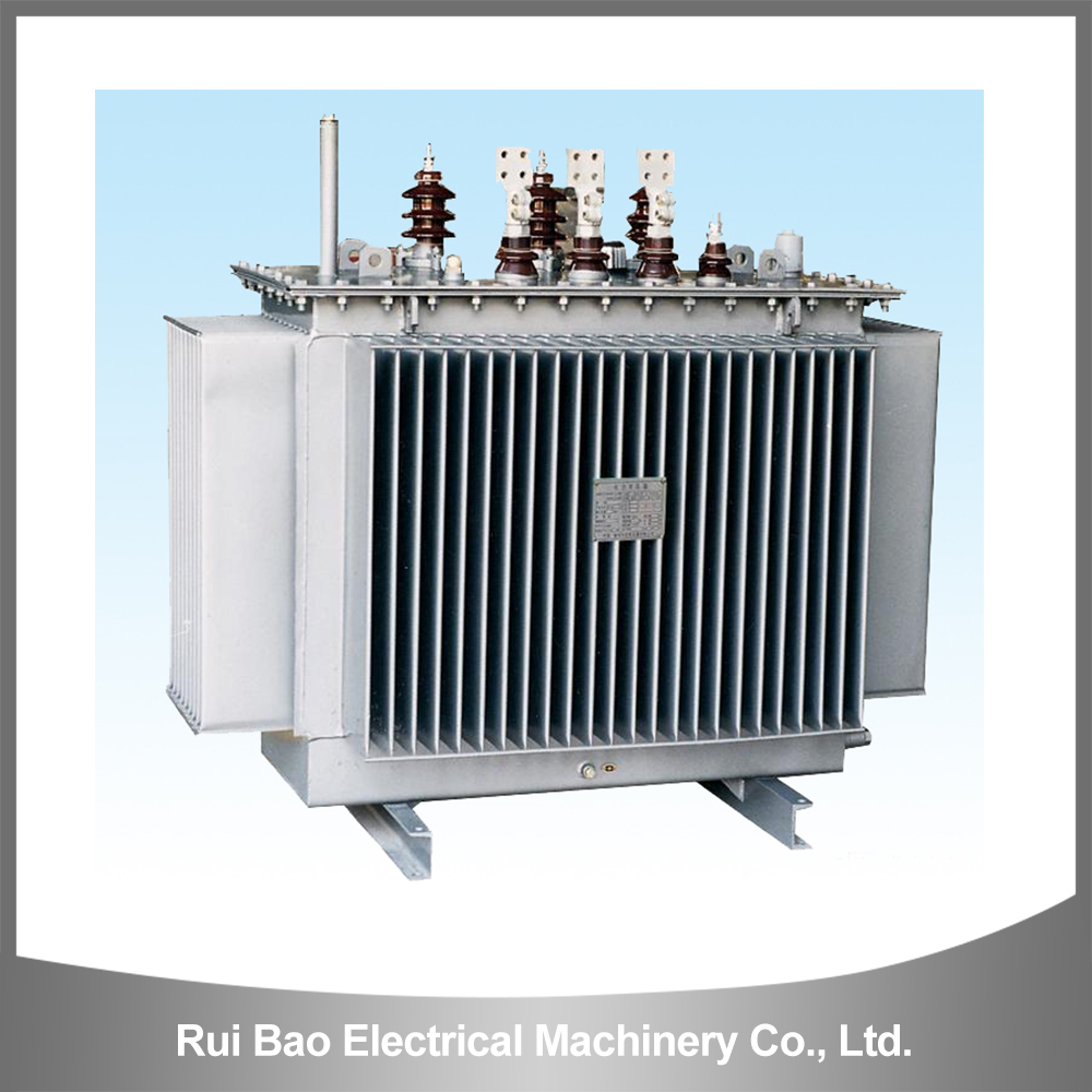 110KV 250 kva three phase oil type transformer manufacturer electric power voltage transformer Made in China