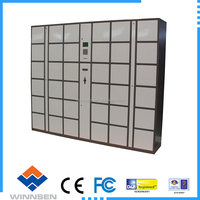 structure 36 doors steel shoes locker
