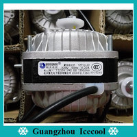 16W Copper WEIGUANG Refrigerator Condenser Shaded Pole Fan Motor