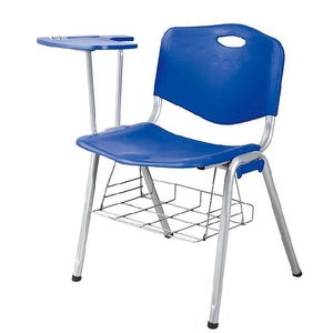 High quality affordable school study furniture metal frame PP seat and back SCHOOL STUDENT CHAIR