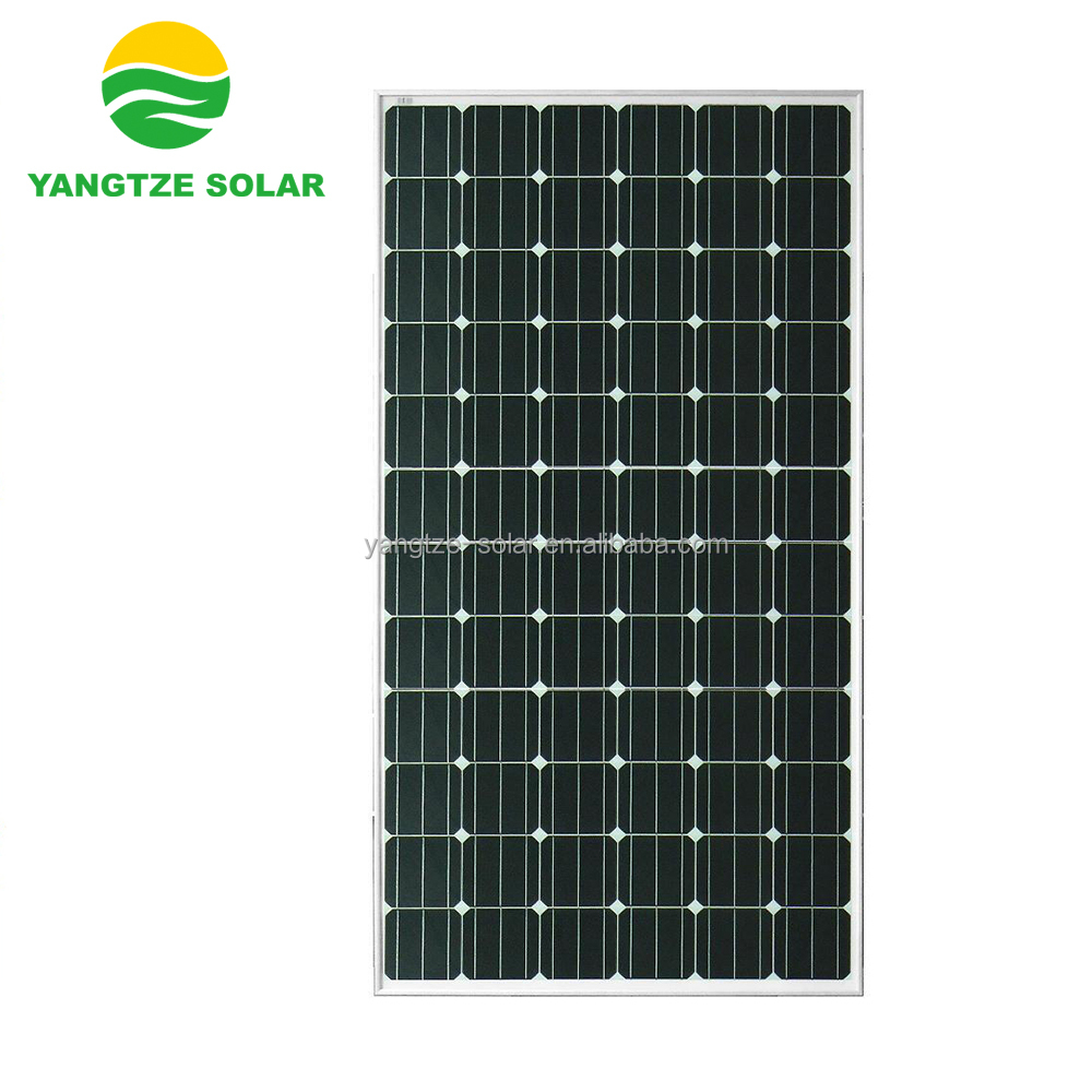 Mass stock lg solar panel 220 watt 24v mono
