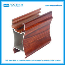 Exclusive design heat insulation aluminum angle profile