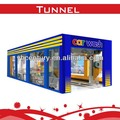 FD automatic tunnel car wash machine price