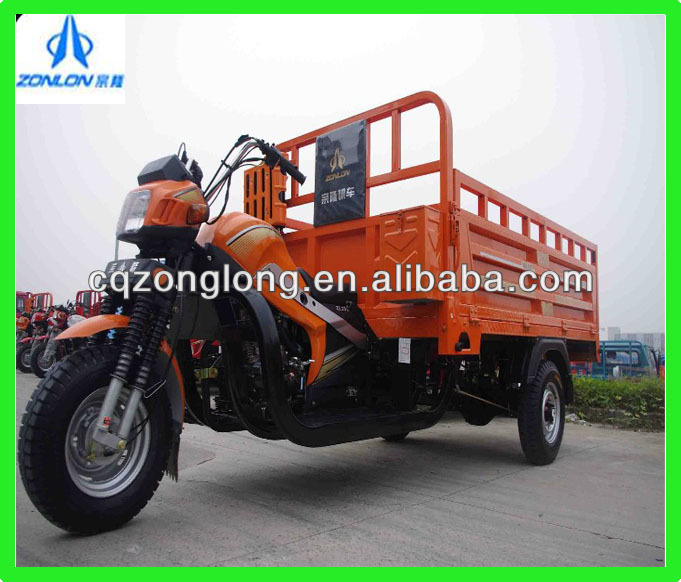 2014 New cargo Trike with 200cc,250cc engine