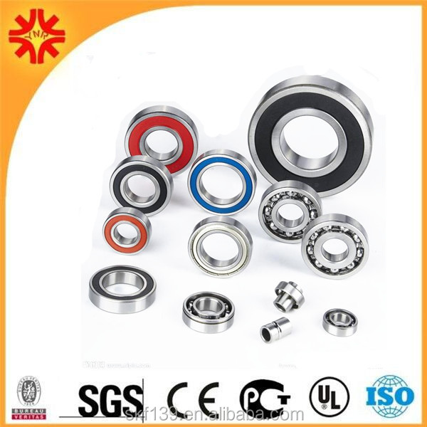 Factory directly supply deep groove ball bearing 16002 16002C3