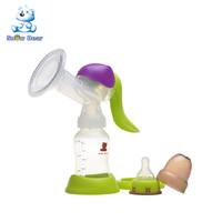 BPA Free Silicone Manual Breast Pump