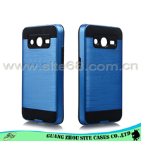Top selling products hybird handset case For Samsung G530 Hard case cover