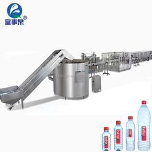 Small production mineral water bottling line/water bottling line layout