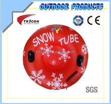 heavy duty inflatable snow tubes