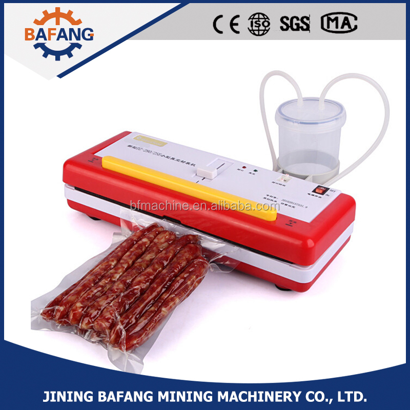 portable household mini home vacuum packaging machine sealer for food commercial industrial application
