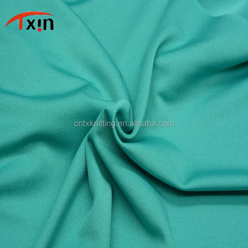 Manufacture Anti-UV soft 100% polyester milk silk fabric for sportswear ,sofa fabric