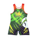 Hot Sale Sublimation Custom Wrestling Clothing Wholesale Cheap Wrestling Singlet For Men