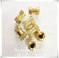 china supplier brass threaded inserts blind