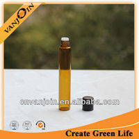 Glass Amber Test Vial For Perfume