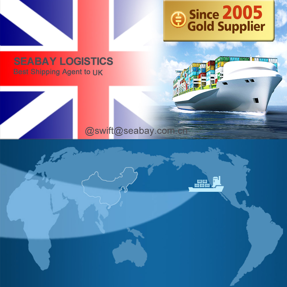 Reliable Fast China to UK Consolidation Door to door shipping service
