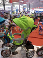 Hot sell of 360degree turnable seat of baby tricycle &kids tricycle ,baby trike with canopy