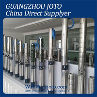 4JD-30 China DC Submersible High-Lift Solar Water Pumping Machine