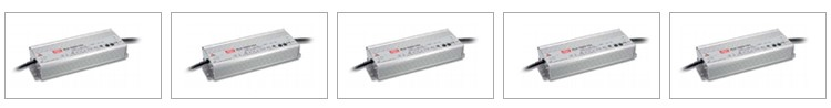 Meanwell 320w 42v constant voltage dimmable led driver HLG-320H-42B