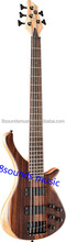 wholesale new 5 string neck through custom bass electric bass guitars