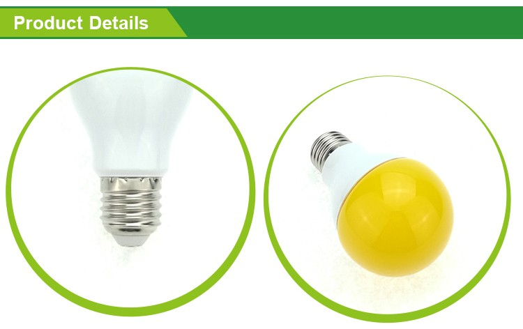 High performance 9w indoor rechargeable led lamp lighting