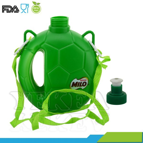 Very competitive price ! 500 ml pet water bottle , the gift for kids water bottle , new design for ball shaped water bottle