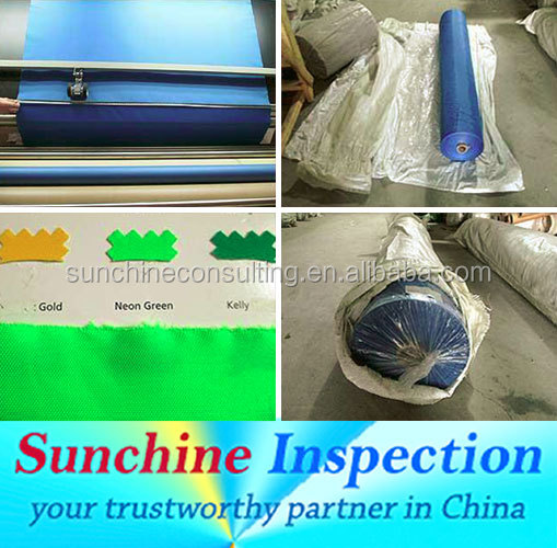 high quality garments inspection service in China/fabric quality inspection/textile quality control