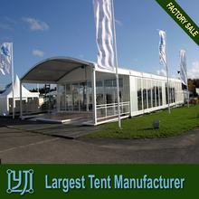 aluminum structure Arc Tent for Events ,auto show Arch marquee tents